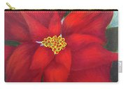 Funny Poinsettia Carry-all Pouch
