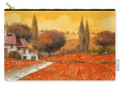 fuoco di Toscana Carry-all Pouch by Guido Borelli