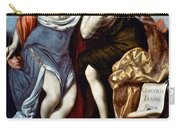 Furini: Muses, 17th Century Carry-all Pouch
