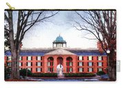 Furman University Judson Hall  Carry-all Pouch
