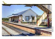 Furnace Sidings Railway Station Carry-all Pouch