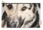 Furry Pooch Carry-all Pouch