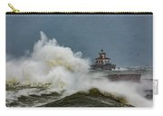 Fury On The Lake Carry-all Pouch