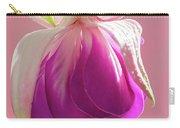 Fuschia Petals Carry-all Pouch