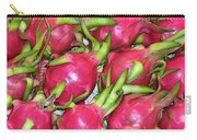 Fushia Fruit Carry-all Pouch