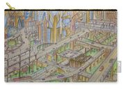 Future City After 50 Years Carry-all Pouch