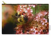 Fuzzy Buzzy Carry-all Pouch