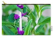 Salvia At Pilgrim Place In Claremont-california  Carry-all Pouch