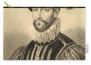 Gabriel De Lorges, Comte De Montgomery Carry-all Pouch