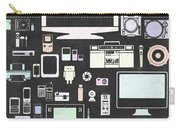 Gadgets Icon Carry-all Pouch