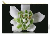 Galanthus Nivalis Flore Pleno Carry-all Pouch
