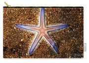 Galapagos Colorful Seastar Carry-all Pouch