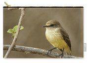 Galapagos Flycatcher - Isabela Island, Galapagos Carry-all Pouch