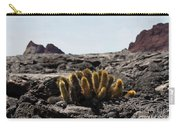 Galapagos Lava Cactus Carry-all Pouch