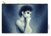 Galatea In Blue Carry-all Pouch