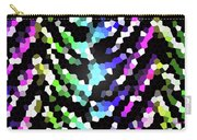 Galaxy In Time Abstract Design Carry-all Pouch
