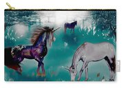 Galaxy Unicorns  Carry-all Pouch