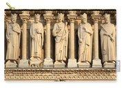 Galerie Des Rois Catherdrale Notre Dame De Paris France Carry-all Pouch