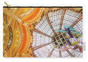 Galeries Lafayette Inside 3 Art Carry-all Pouch