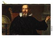 Galileo Galilei, Italian Astronomer Carry-all Pouch