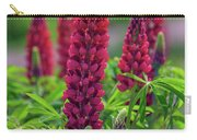 Gallery Red Lupines Carry-all Pouch