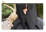 Gallows Hangman With Noose Carry-all Pouch