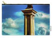 Galveston Statue Carry-all Pouch