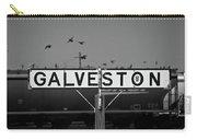 Galveston Train Yard Carry-all Pouch