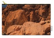 Gambels Quail Valley Of Fire Carry-all Pouch