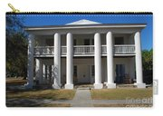 Gamble Mansion Parrish Florida Carry-all Pouch
