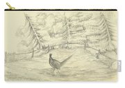 Game Bird By W  Buelow Gould  C 1835  Carry-all Pouch
