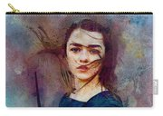 Game Of Thrones. Arya Stark. Carry-all Pouch