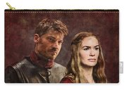 Game Of Thrones. Cersei And Jaime. Carry-all Pouch