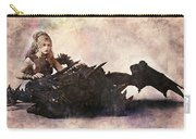 Game Of Thrones. Daenerys. Mother Of The Dragons. Carry-all Pouch