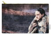 Game Of Thrones. Jon Snow. Carry-all Pouch