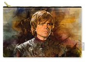 Game Of Thrones. Tyrion Lannister. Carry-all Pouch