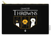 Game Of Throwns Carry-all Pouch