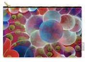 Gamma Burst II Abstract Pattern Art Carry-all Pouch