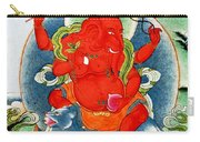 Ganapati 3 Carry-all Pouch