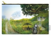 Gandalf Houses Tolkien The Magician Carry-all Pouch