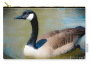 Gander At A Goose Carry-all Pouch