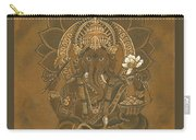 Ganesa Carry-all Pouch