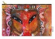 Ganesha Carry-all Pouch by Prerna Poojara