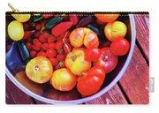 Garden Abundance 2 Carry-all Pouch