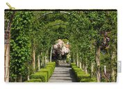 Garden Arbor Path Carry-all Pouch