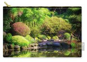 Garden At Shores Acres Carry-all Pouch