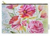 Garden Beauty-jp2957b Carry-all Pouch