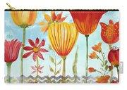Garden Beauty-jp2960b Carry-all Pouch