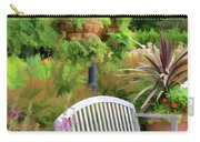 Garden Benches 5 Carry-all Pouch