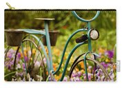 Garden Bicycle II Carry-all Pouch